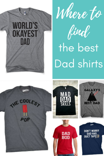Where to Find the Best Dad Shirts - Long Story Short
