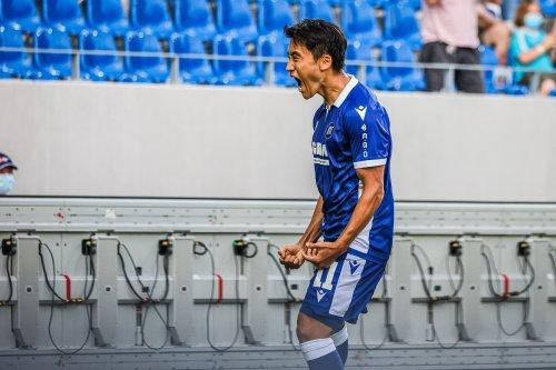 Vor Spiel gegen St. Pauli: KSC-Trainer Eichner lobt formstarken Choi