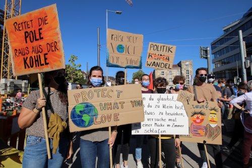 Fridays for Future: Heue erneut Klimastreik in Karlsruhe