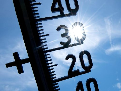 Bundesweit am heißesten: Waghäusel bei Karlsruhe verzeichnet 31,3 Grad