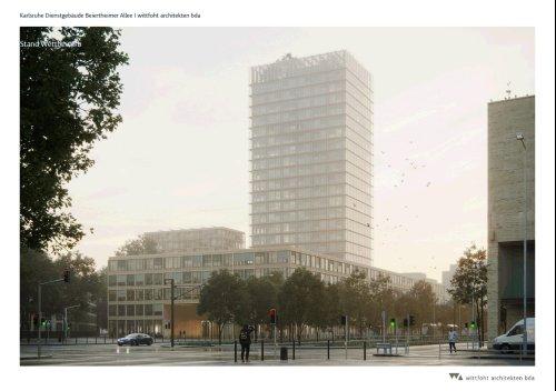 Neugestaltung des neuen Karlsruher Landratsamts wird konkret