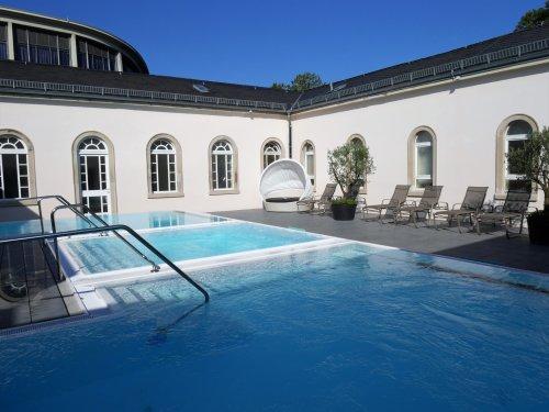 Nach Umbau: Therme Vierordtbad in Karlsruhe erstrahlt in neuem Glanz