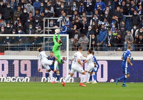 Heimsieg: Der Karlsruher SC gewinnt gegen Erzgebirge Aue