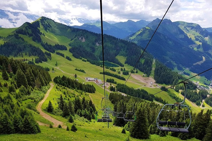 Summer Guide Top Things to Do Chatel France - MelbTravel