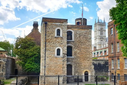 Discover What's Inside The Jewel Tower London - MelbTravel