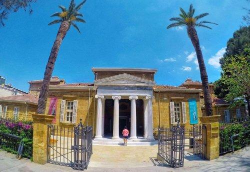 Free Self-guided walking tour in Nicosia Cyprus - MelbTravel