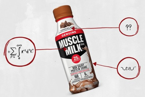 What's in This?: Chocolate Muscle Milk