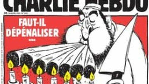 """Charlie Hebdo: """"Soll Antisemitismus entkriminalisiert werden?"""""""