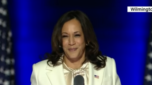 Washington Post Edits Out Kamala Harris Joke About Prison Inmates Begging For Water