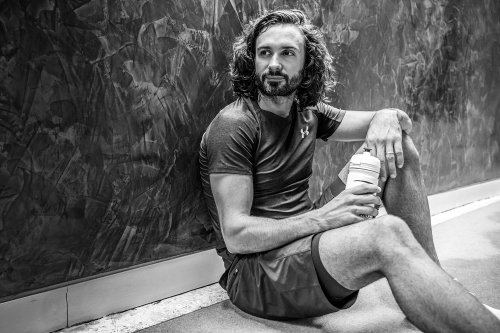 Joe Wicks On Sports Therapy, His Childhood and How He Measures Success