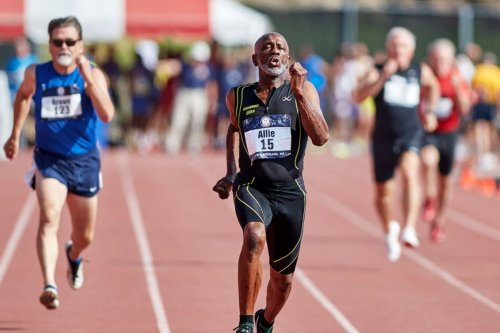 This 73-Year Old Sprinter Shares His Secrets To Running Fast