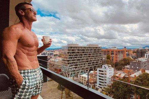 Luke Evans' Recent Muscle Transformation Is Next Level