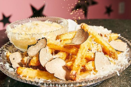 Would You Pay $270 For A Bowl Of The World's Most Expensive Fries?