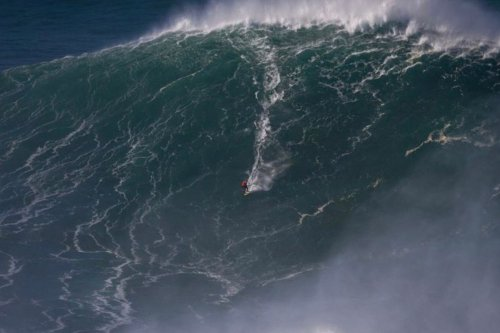 HBO Surfing Documentary Series '100 Foot Wave' Will Leave You In Awe Of Surfing's Everest