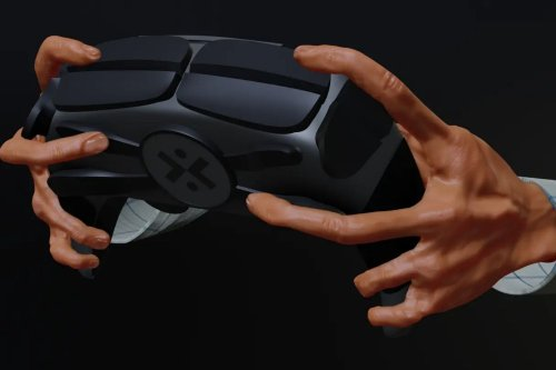 This Prediction Of What Gamers' Hands Will Look Like In The Future Is Enough To Put Down The Controller