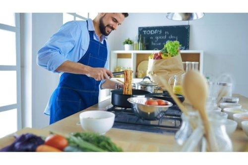 Für dich allein zu kochen lohnt sich nicht?