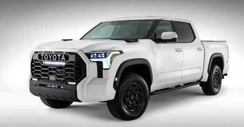 2022 Toyota Tundra: The Latest Photos and Specs