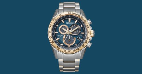 Citizen PCAT, a Sublime Everyday Watch for Effortless Style
