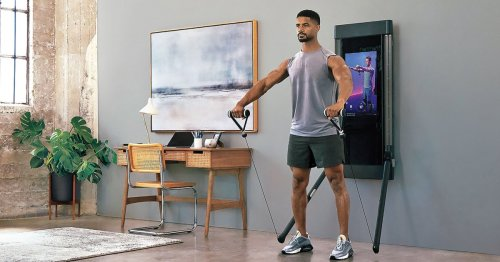 Smart Home Gym Equipment to Level Up Your Fitness