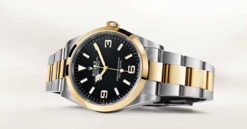 Luxury Two-Tone Watches Guaranteed to Turn Heads