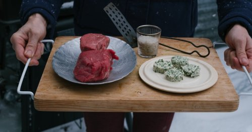 How to Grill the Perfect Filet Mignon (With Scotch Butter) | Men's Journal