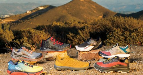 7 New Trail Shoes to Take You From Streets to Peaks