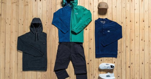 Sustainable Outdoor Gear Made From Recycled Layers