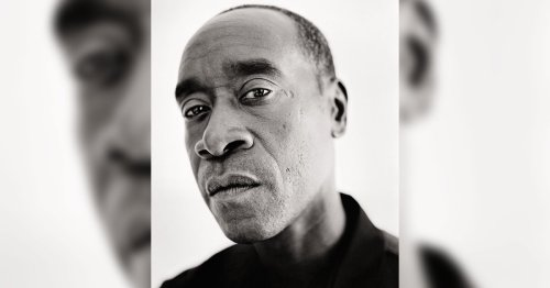Don Cheadle on Playing Ball With LeBron, Golf With Obama, and His Love of Fatherhood