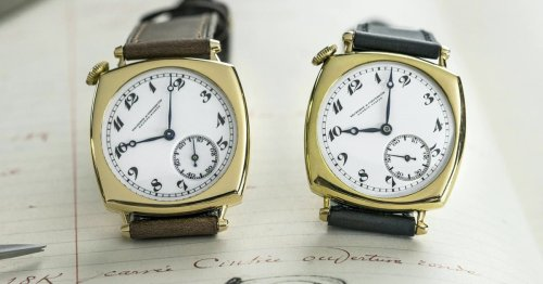 Watch of the Week: Vacheron Constantin American 1921 Pièce Unique