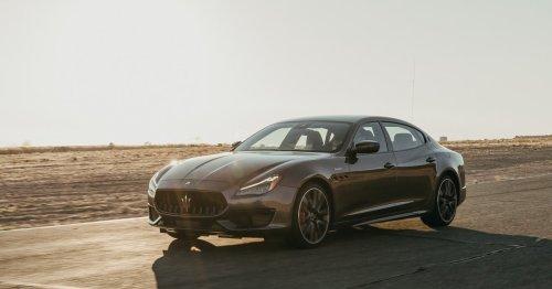 The 2021 Maserati Ghibli Trofeo Offers Premium Luxury and Heart-Pounding Performance