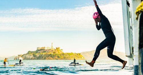 Enter Now for a Chance to Compete in the Escape From Alcatraz Triathlon