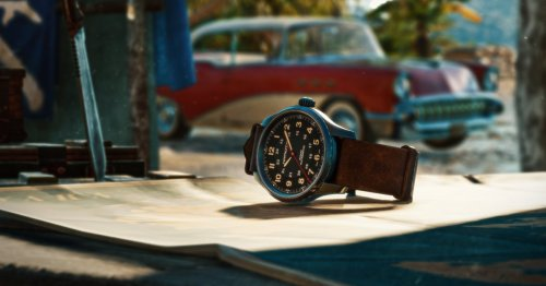 Hamilton Designs Replica of Field Watch From 'Far Cry 6' Video Game