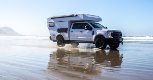Rossmönster's New Baja Camper Will Take You Way Off the Beaten Path