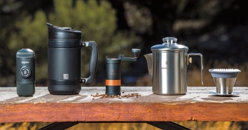 Be Your Own Backcountry Barista With These Camping Coffee Makers