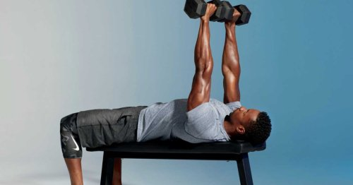 The 30 Best Dumbbell Exercises of All Time