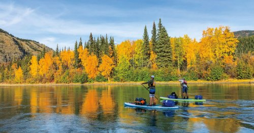 River-Tripping Paradise Found in Canada's Yukon River