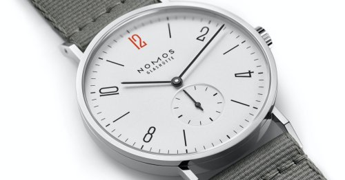 Watch of the Week: NOMOS Glasshütte Tangente 38 Limited Edition