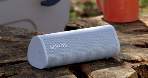 Review: Mini-Baguette-Size Sonos Roam Speaker Can Really Boom