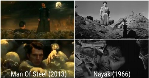 Did Zack Snyder Take Inspiration From Satyajit Ray's 'Nayak' For A Scene In 'Man Of Steel'?