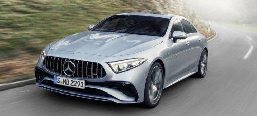 Nachgeschärft: Mercedes-AMG CLS 53 C257 MoPf: Die Highligts des neuen Mercedes-AMG CLS 53 4MATIC+ - Sternstunde