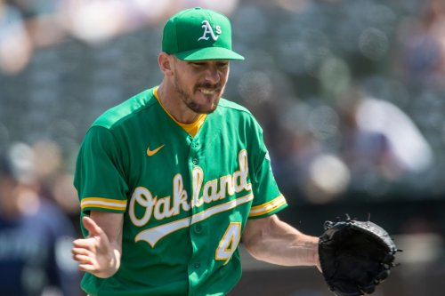 A's Chris Bassitt defies all odds in miraculous return to mound
