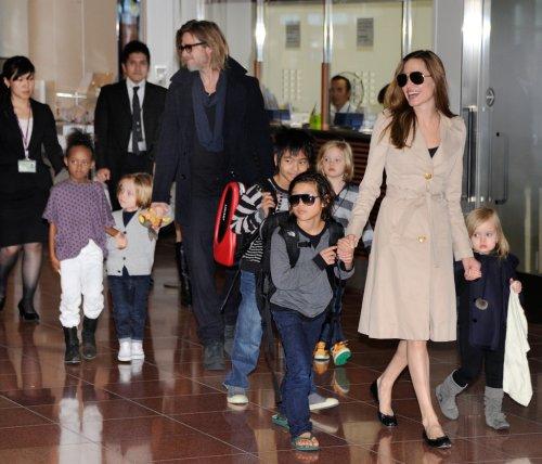Do Brad Pitt and Angelina Jolie's teenaged kids win with court ruling?