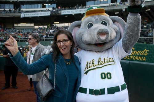 Oakland mayor Libby Schaff on A's: 'Hell no, we won't let them go'