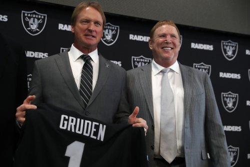 "Mark Davis' ""dream"" hire of Jon Gruden turns into Raiders nightmare"