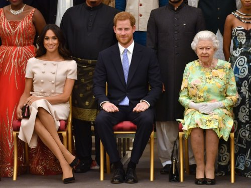 Harry and Meghan allege more royals said racist things, possibly implicating future 'head of state,' journalist friend says