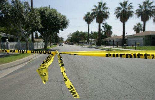 Bicyclist fatally shoots man in car on California street