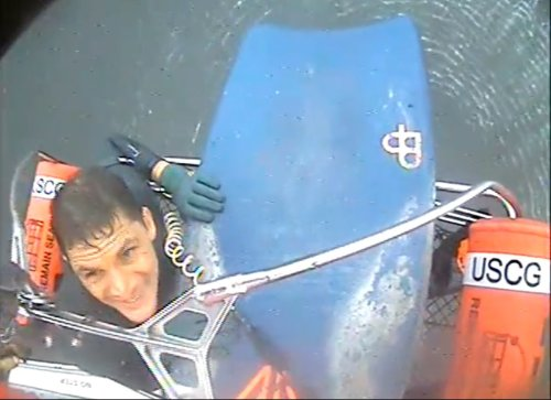 VIDEO: Coast Guard rescues surfer in Humboldt county