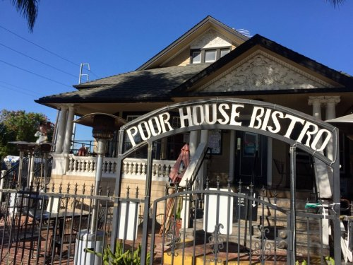 San Jose's Poor House Bistro moving to Little Italy