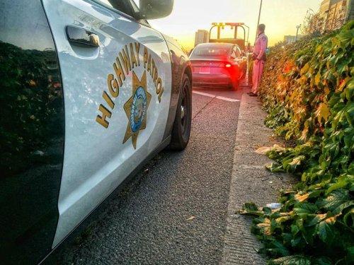Dead body found in tent near Highway 87 in San Jose