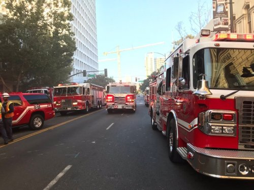 4 San Jose firefighters test positive for COVID-19, with more possible